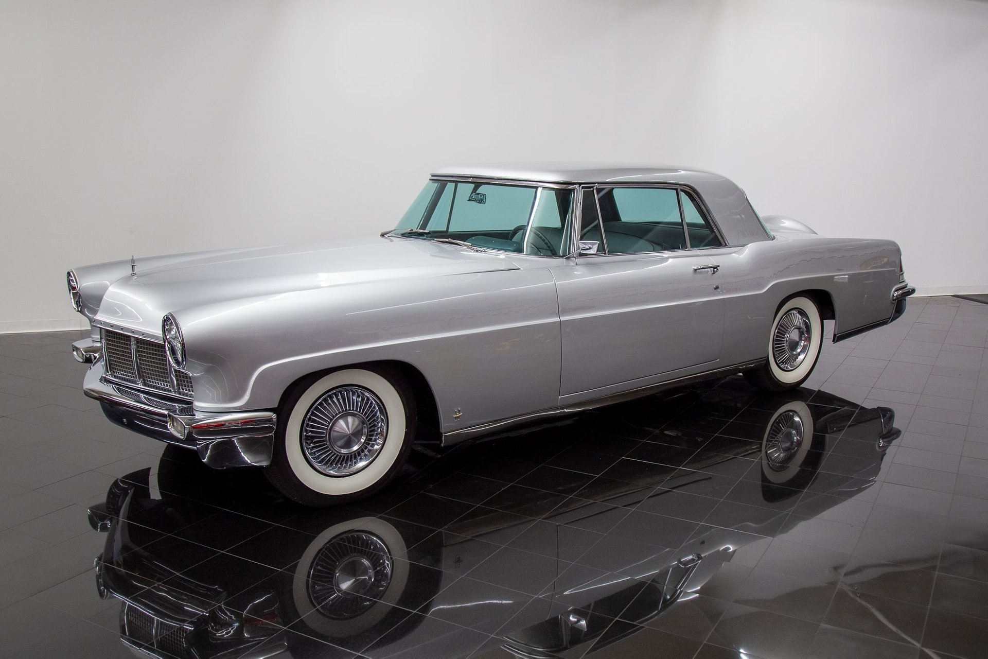 1957 lincoln continental mark ii hardtop sedan
