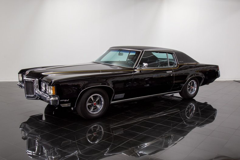 For Sale 1970 Pontiac Grand Prix SJ