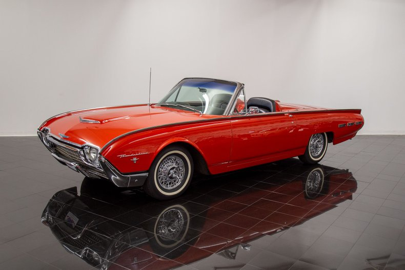 For Sale 1962 Ford Thunderbird