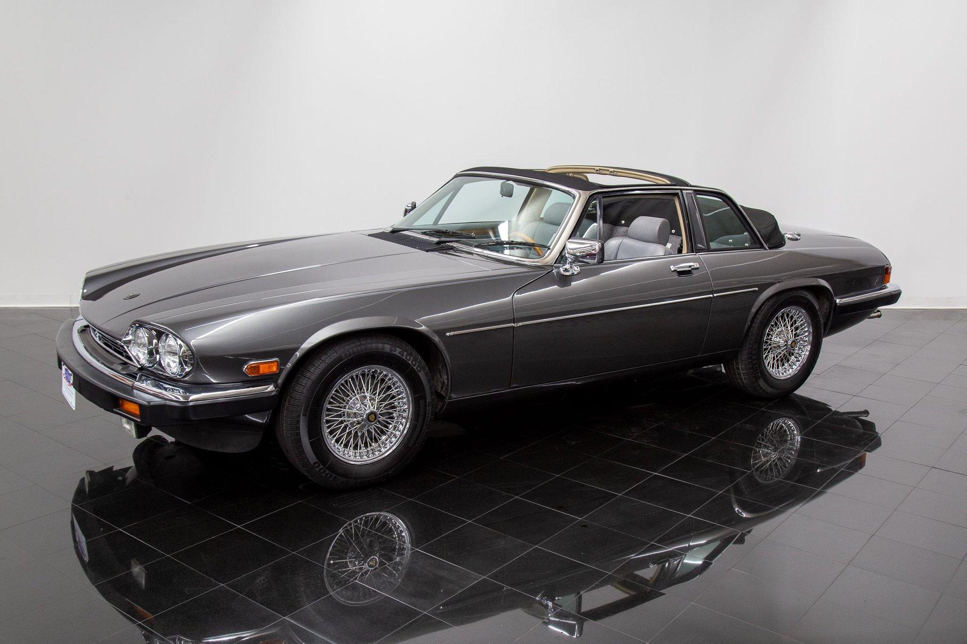 1987 jaguar xj sc cabriolet
