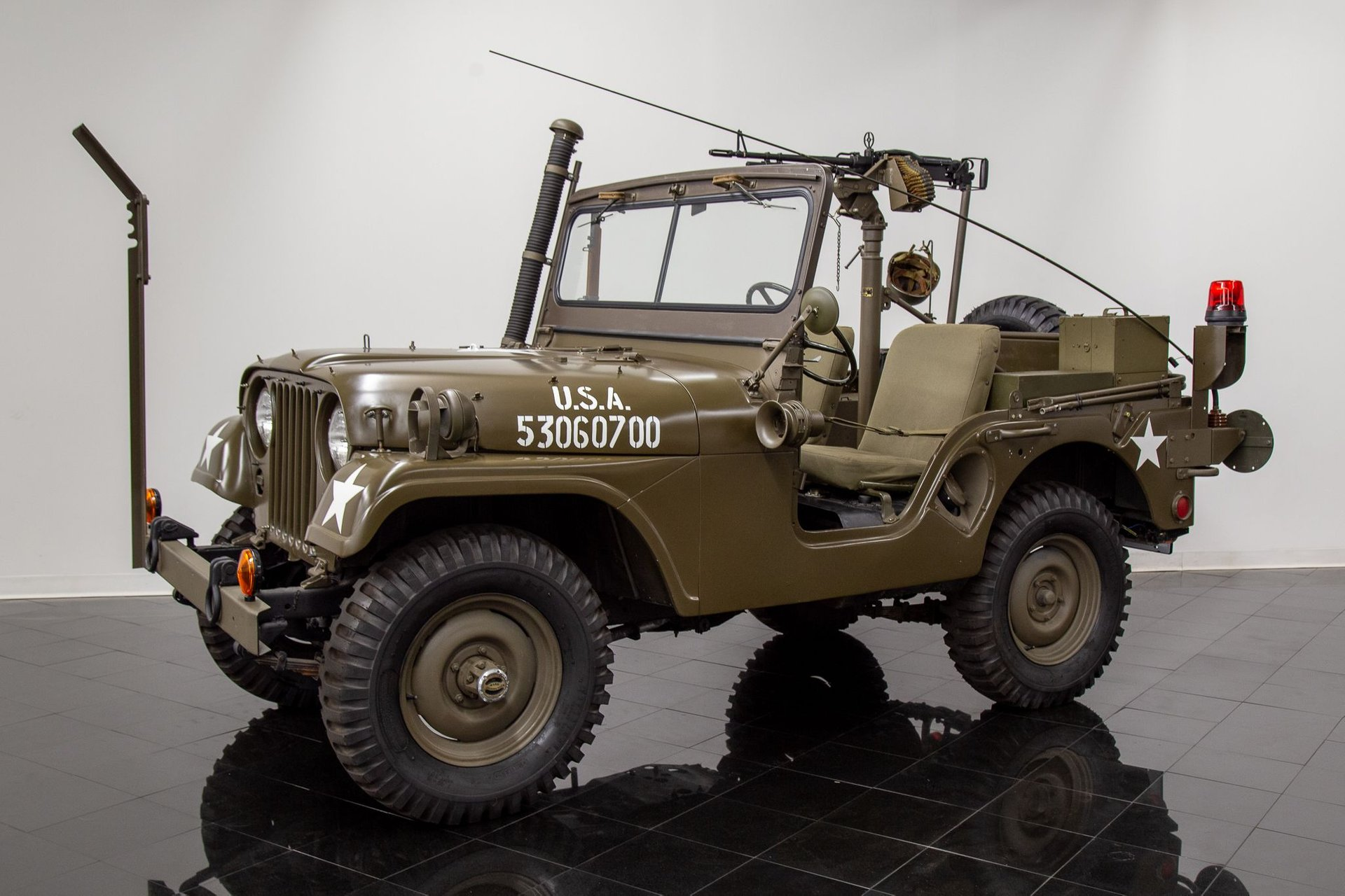 1954 willys m38a1 4x4 jeep