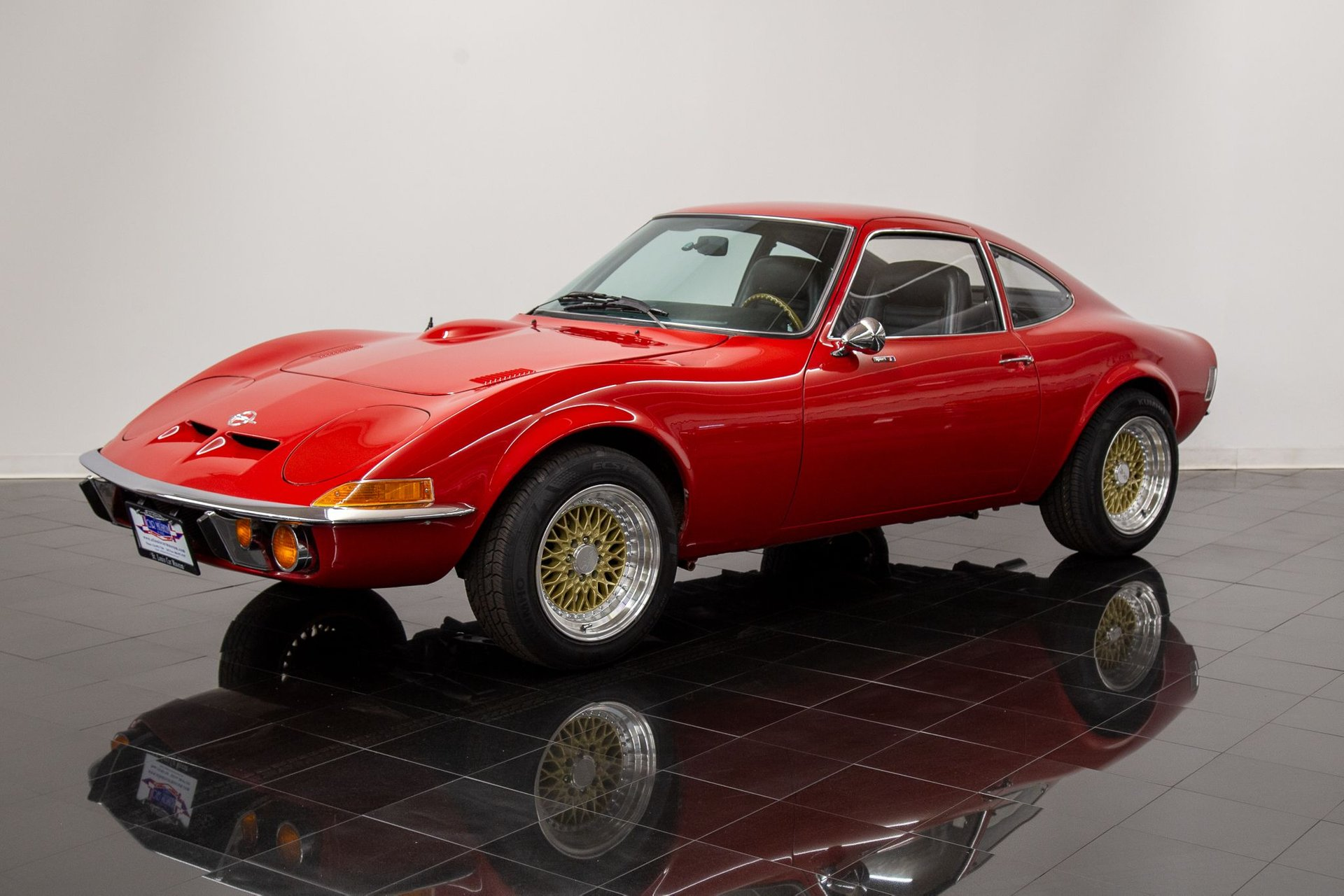 1971 opel gt coupe