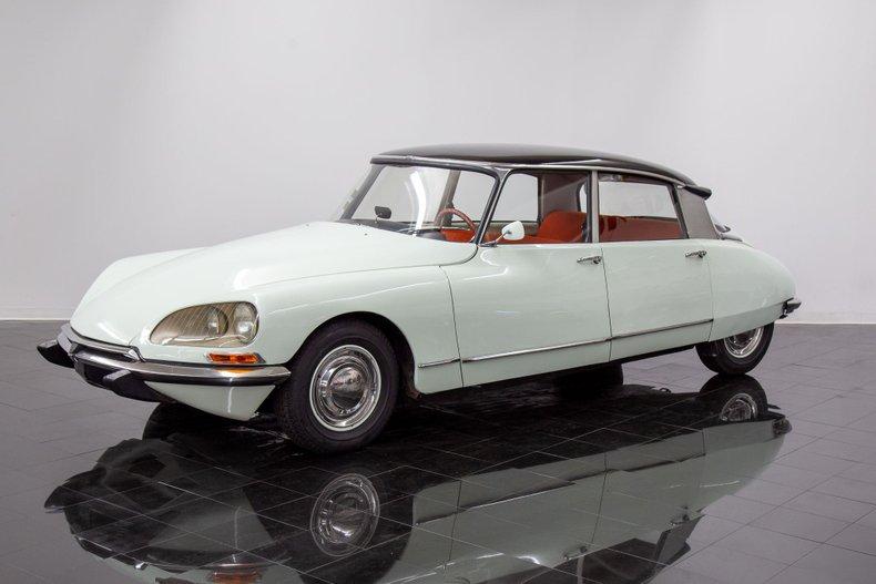 1967 Citroen ID19 Sedan