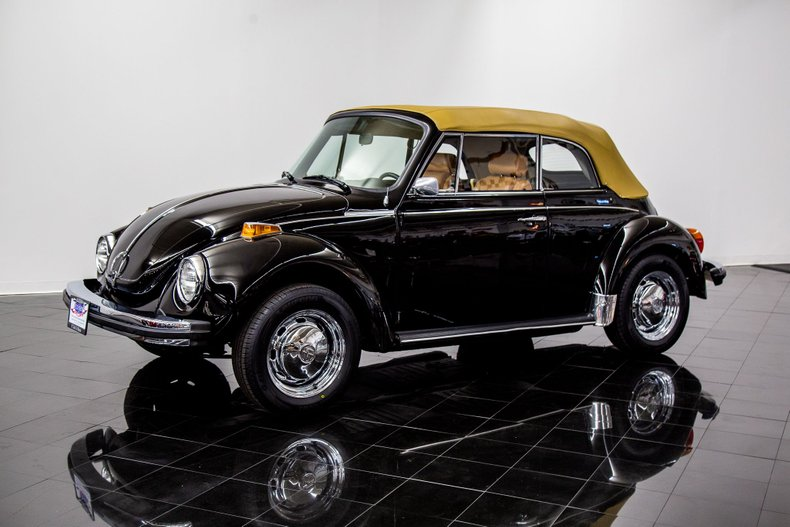 For Sale 1978 Volkswagen Super Beetle