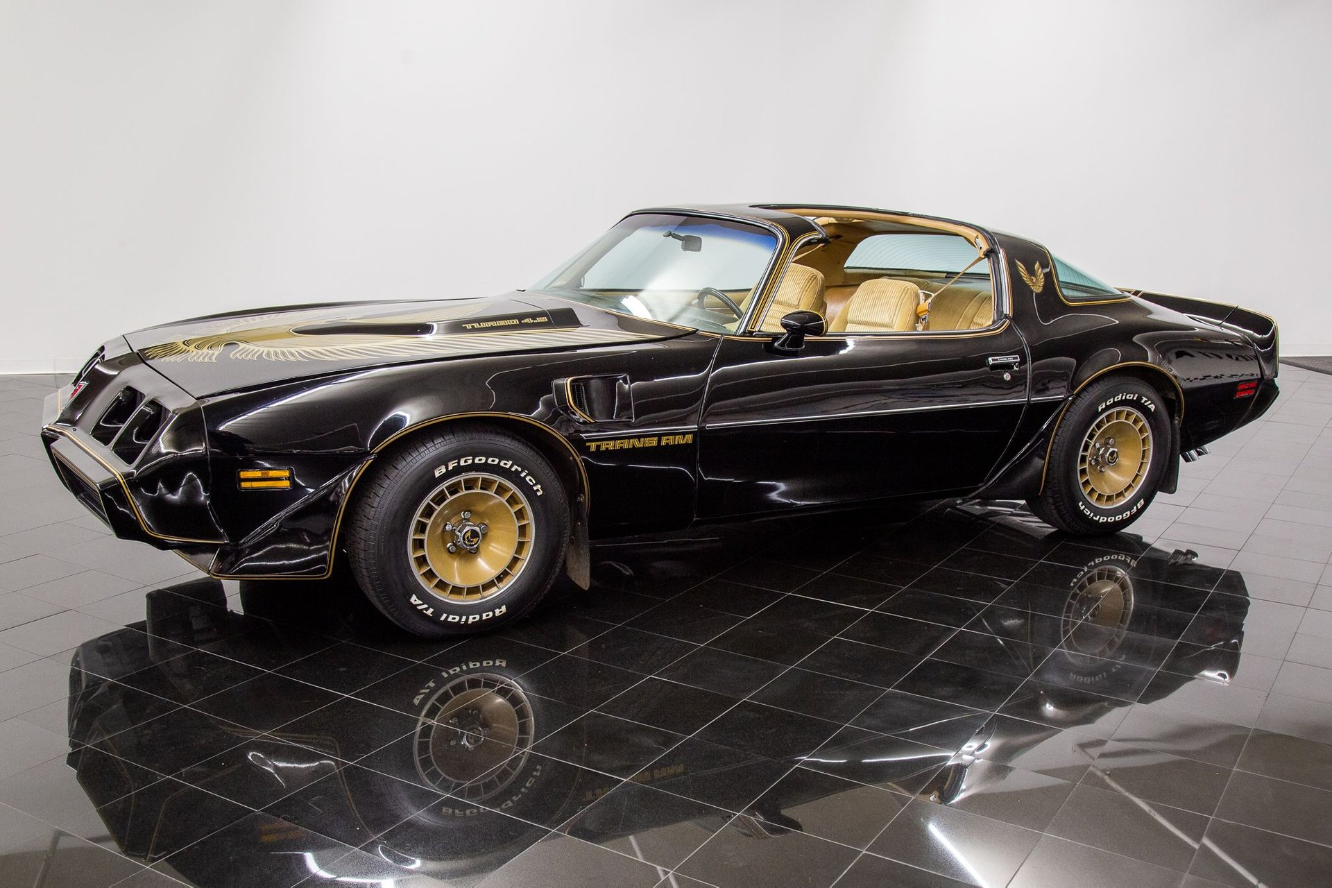 1981 pontiac turbo trans am ws6 t top