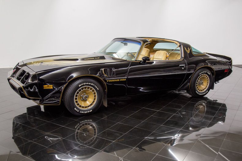 1981 Pontiac Turbo-Trans Am