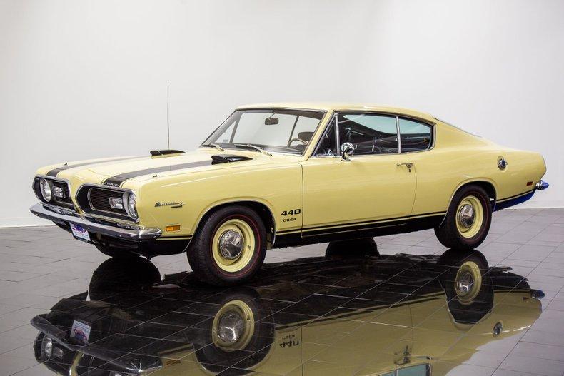 1969 Plymouth 440 'Cuda
