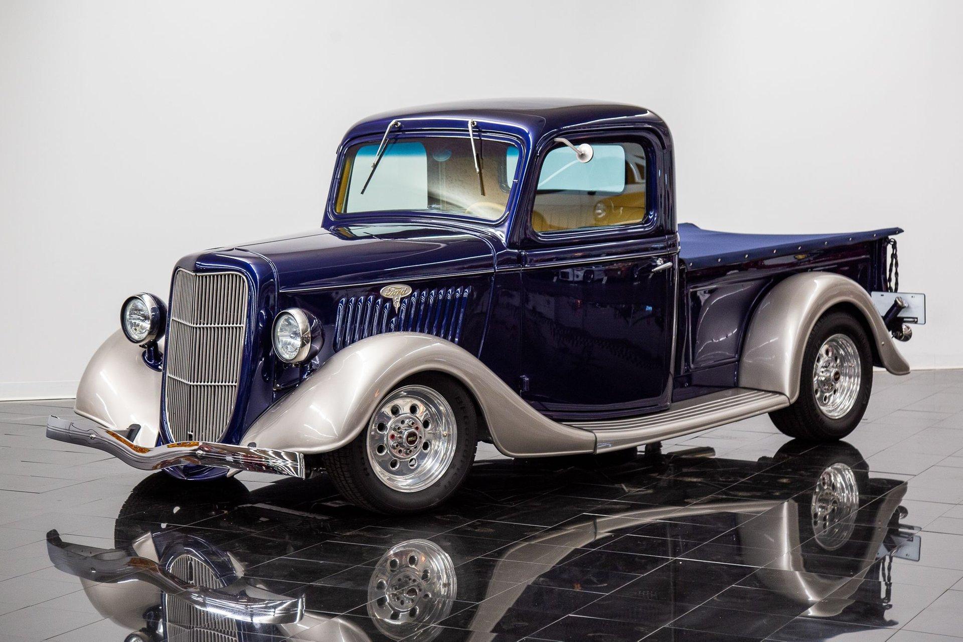 1935 ford pickup streetrod