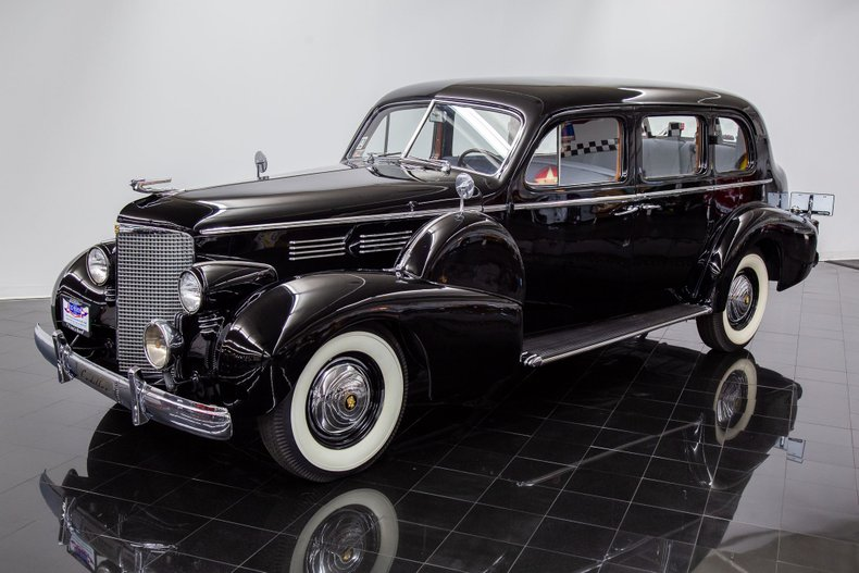 For Sale 1938 Cadillac Fleetwood 75