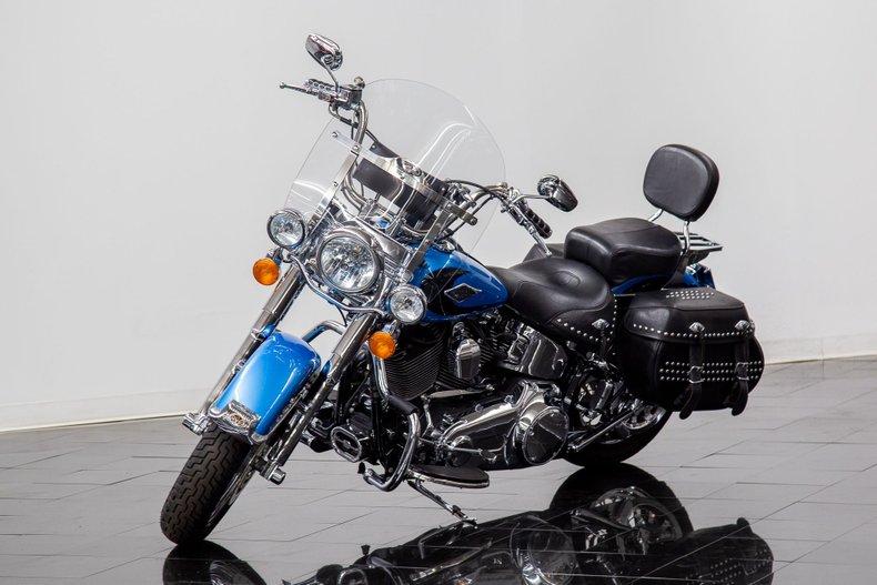2011 Harley Davidson Heritage