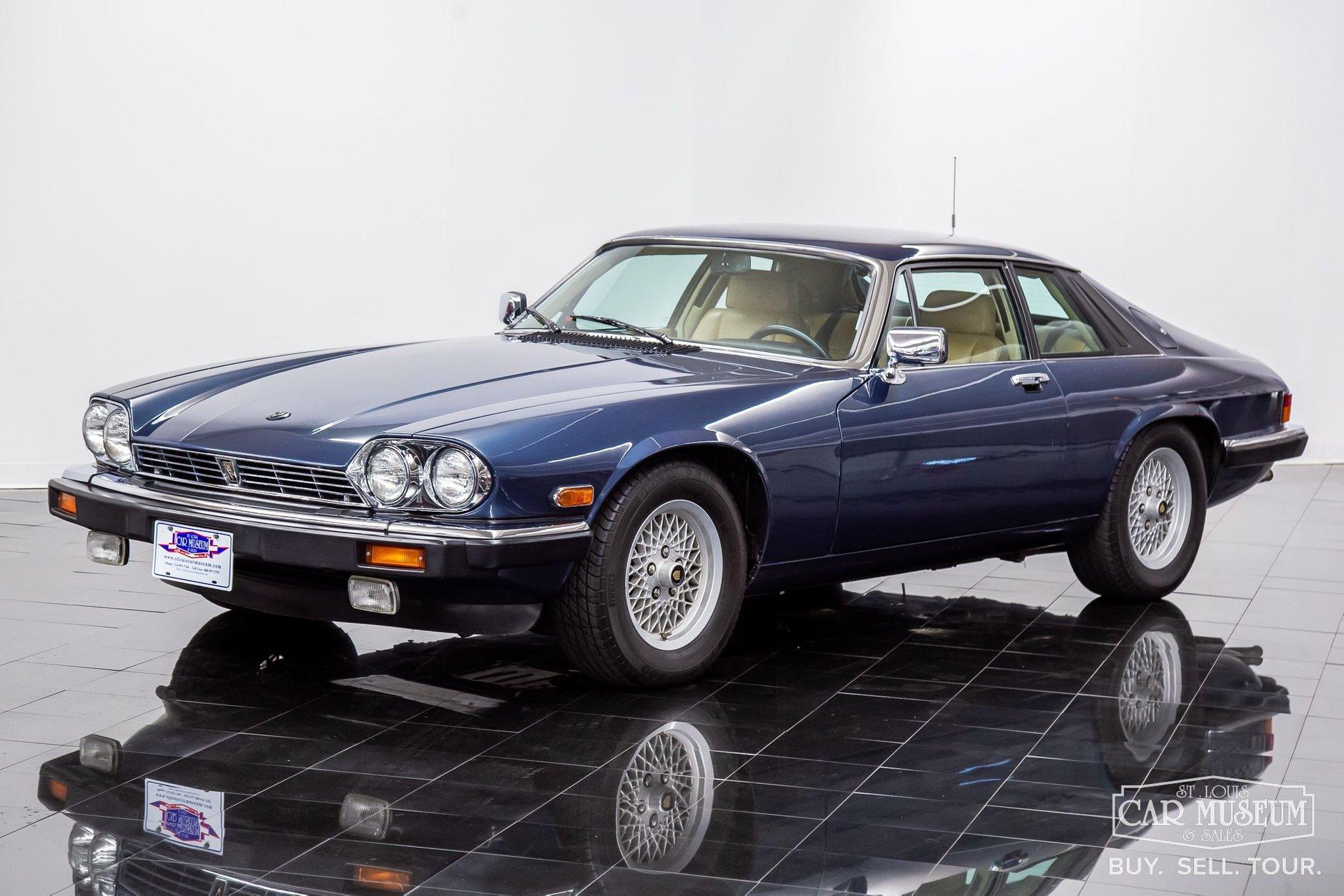 1989 jaguar xj s