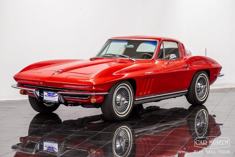 1965 Chevrolet Corvette Fuelie