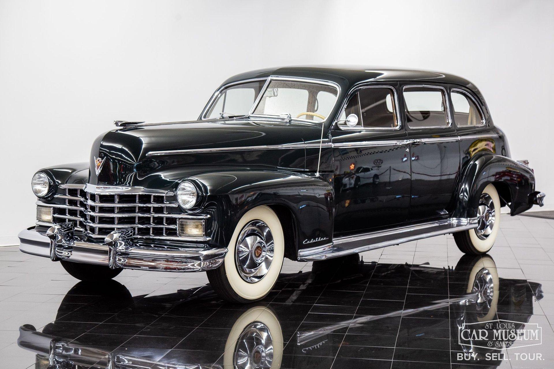 1947 cadillac fleetwood 75 7 passenger
