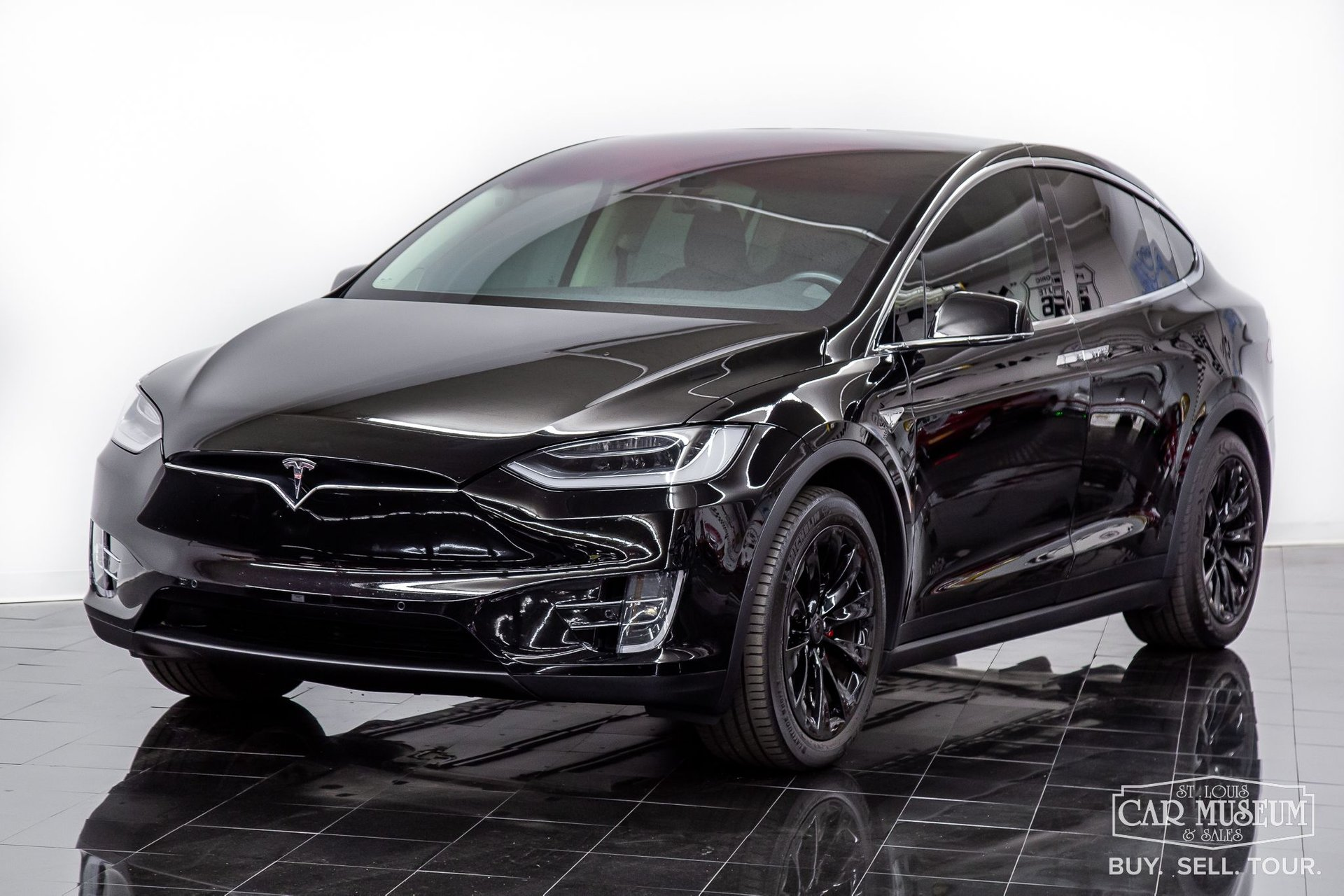 2016 tesla model x p100d ludicrous