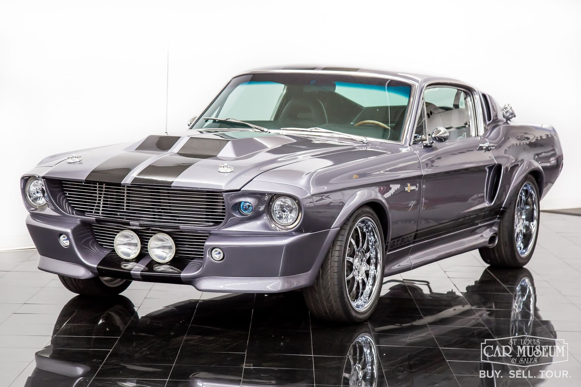 1968 ford mustang shelby gt500e