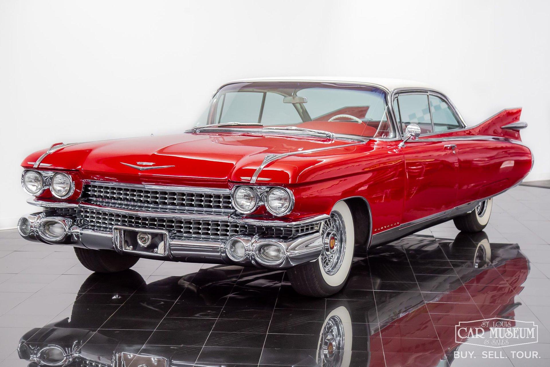 1959 cadillac eldorado seville hardtop coupe