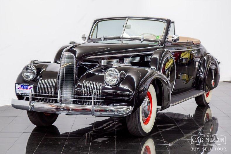 1940 Lasalle Series 5067