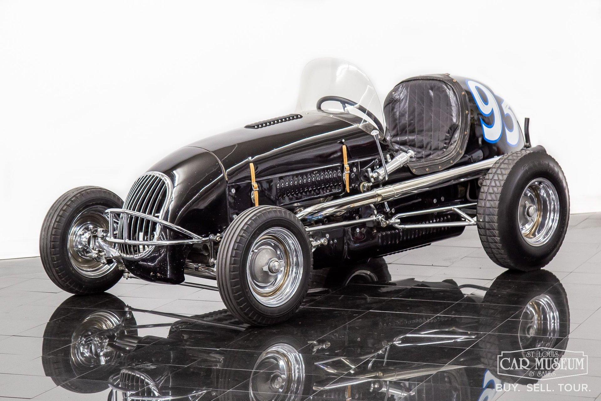 1947 kurtis kraft v 8 60 midget race car