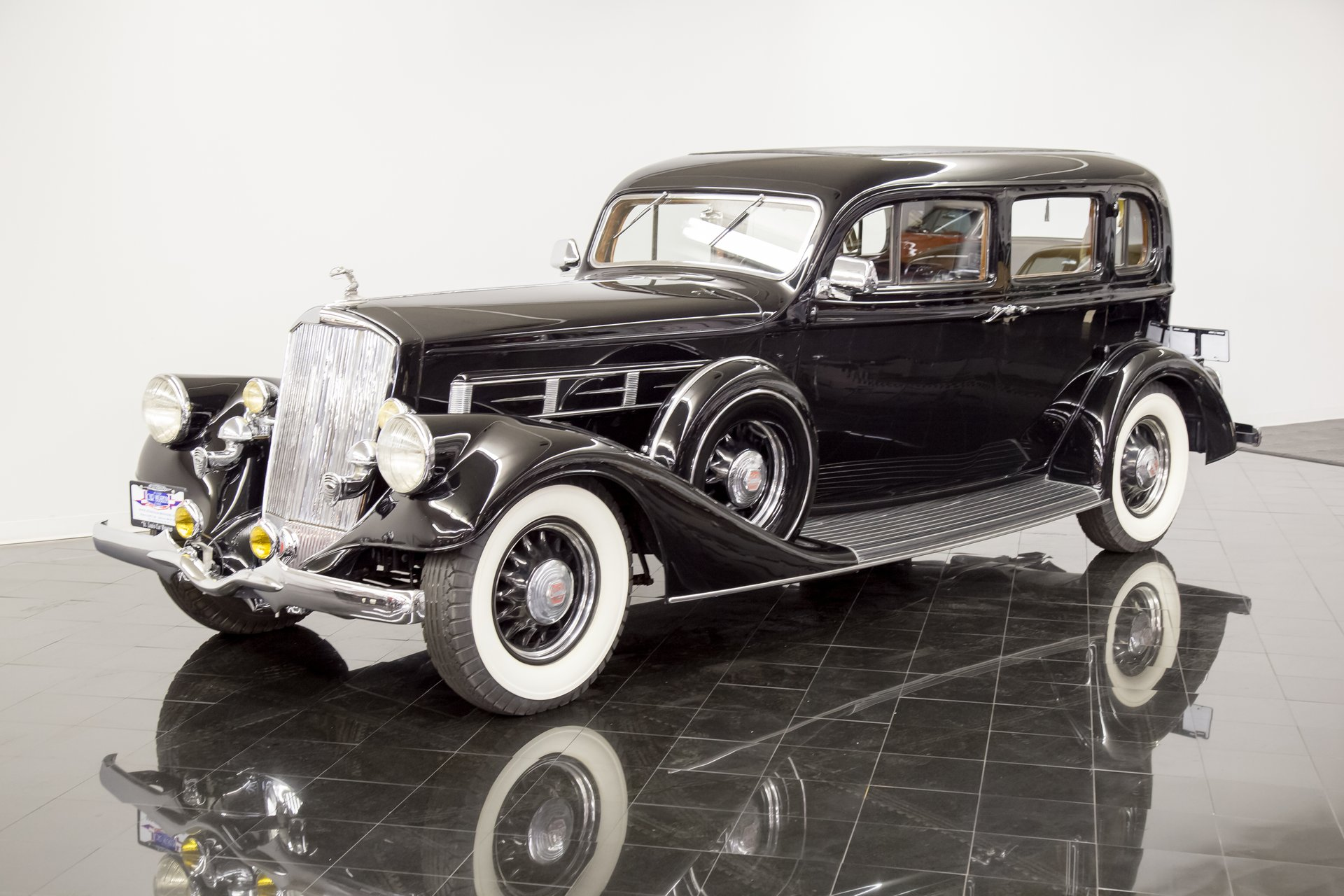 1935 pierce arrow twelve 55 limousine
