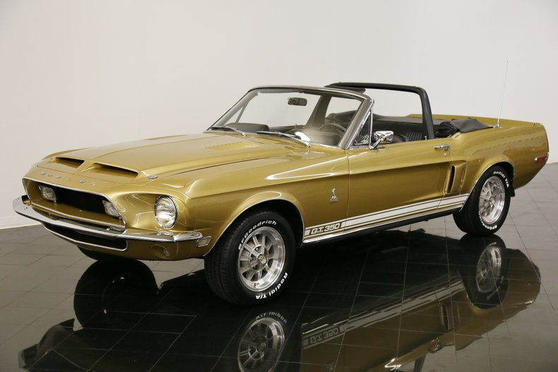 For Sale 1968 Shelby GT350