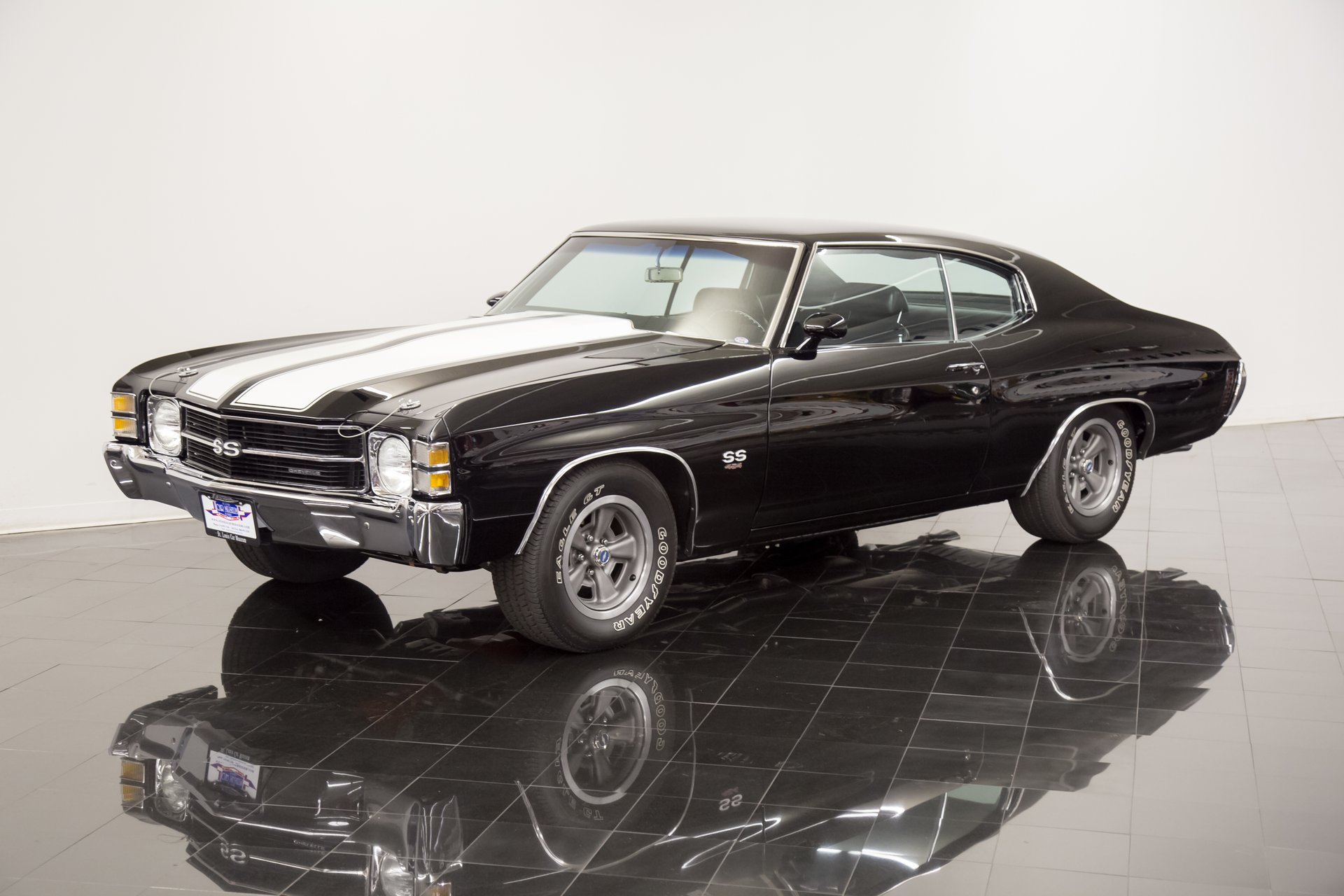 1971 chevrolet chevelle ss454 sport coupe