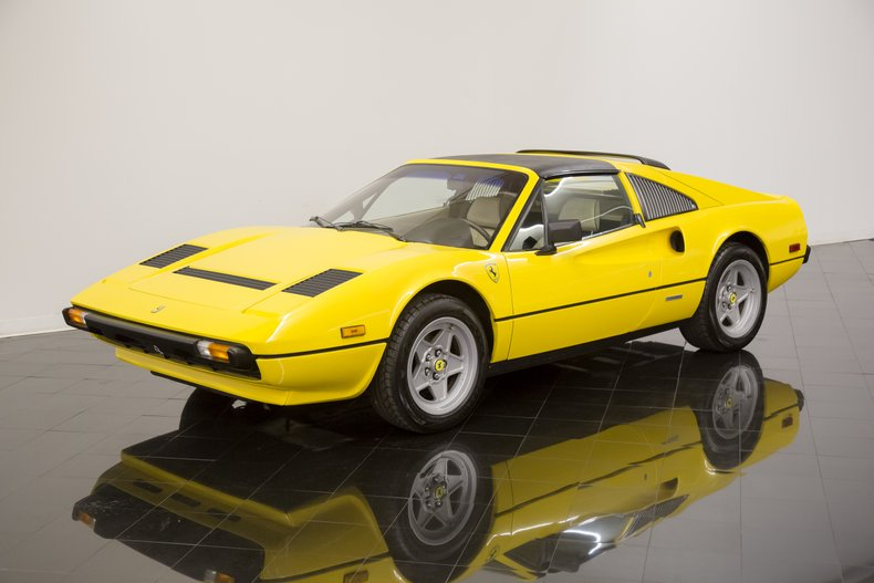 For Sale 1985 Ferrari 308 Quattrovalvole