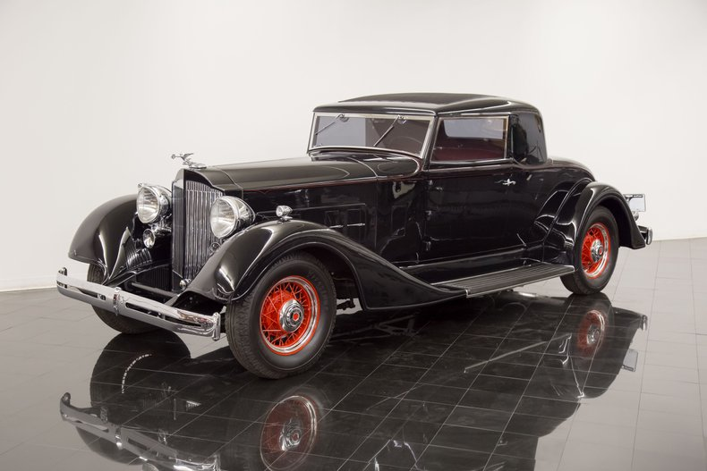 For Sale 1934 Packard 1101