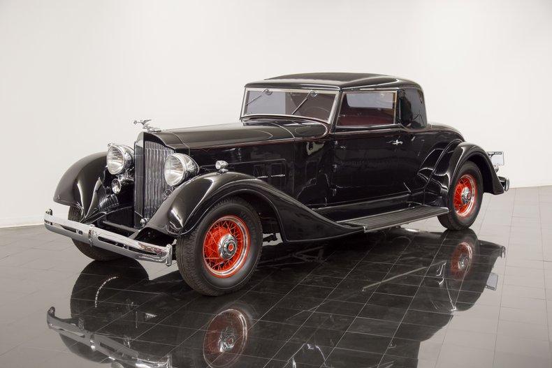 1934年 パッカード 1101