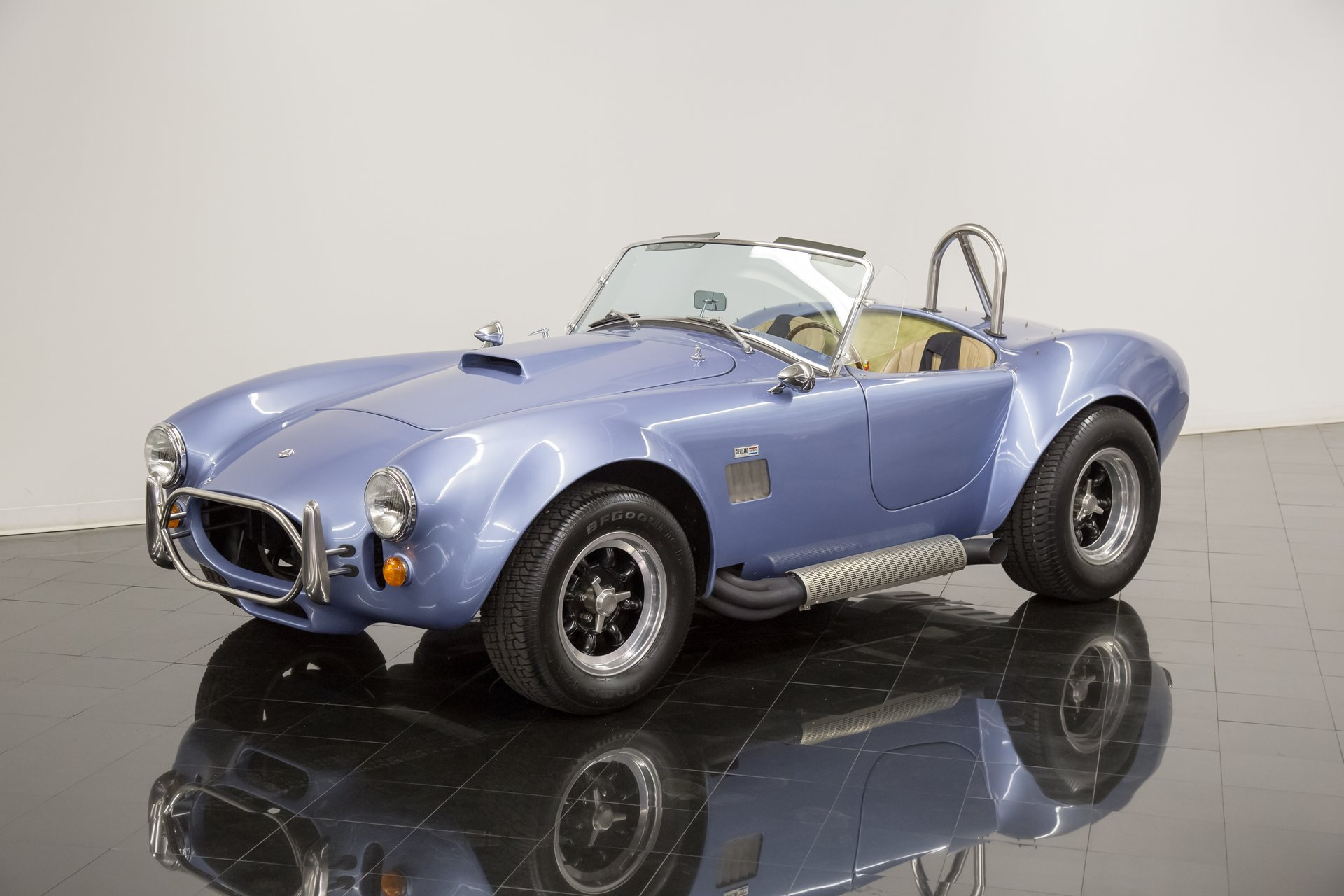 1967 everett morrison shelby cobra 427sc replica