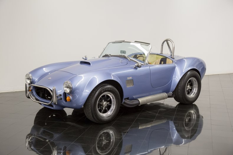 1967 Everett Morrison Shelby Cobra 427SC