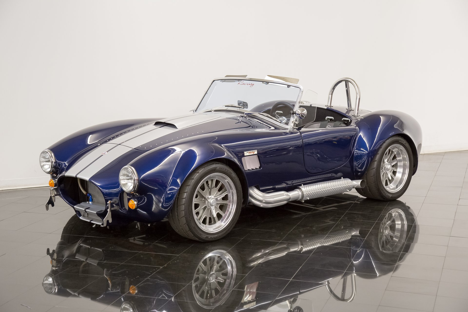1965 shelby cobra replica by backdraft racing