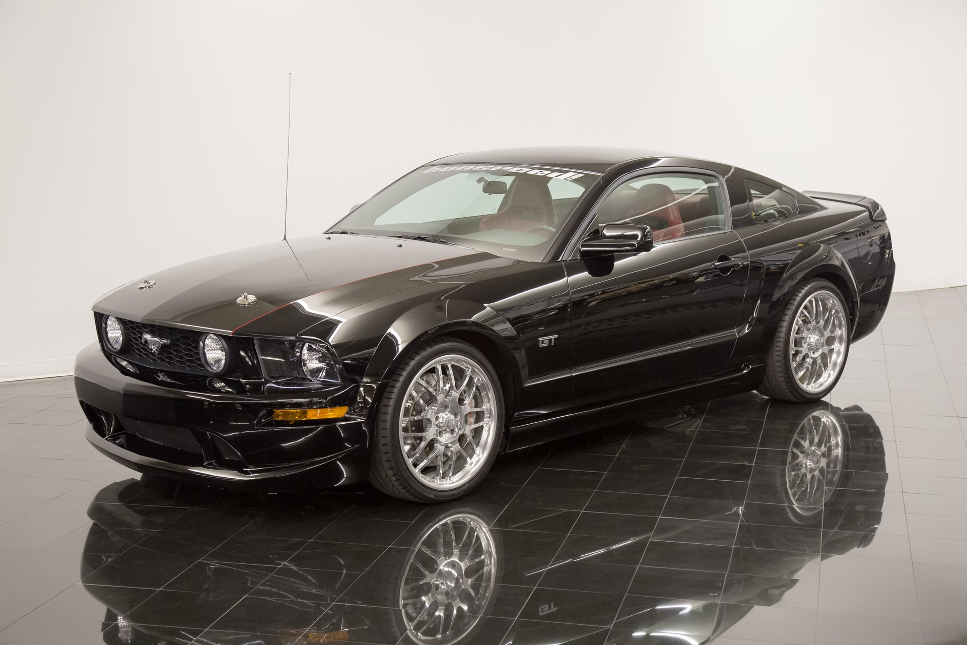 2005 ford mustang gt bonspeed