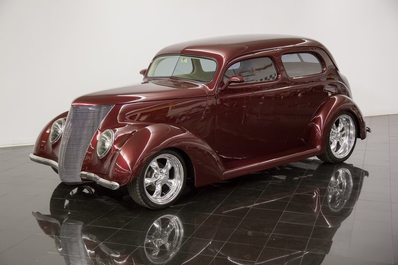 For Sale 1937 Ford Tudor