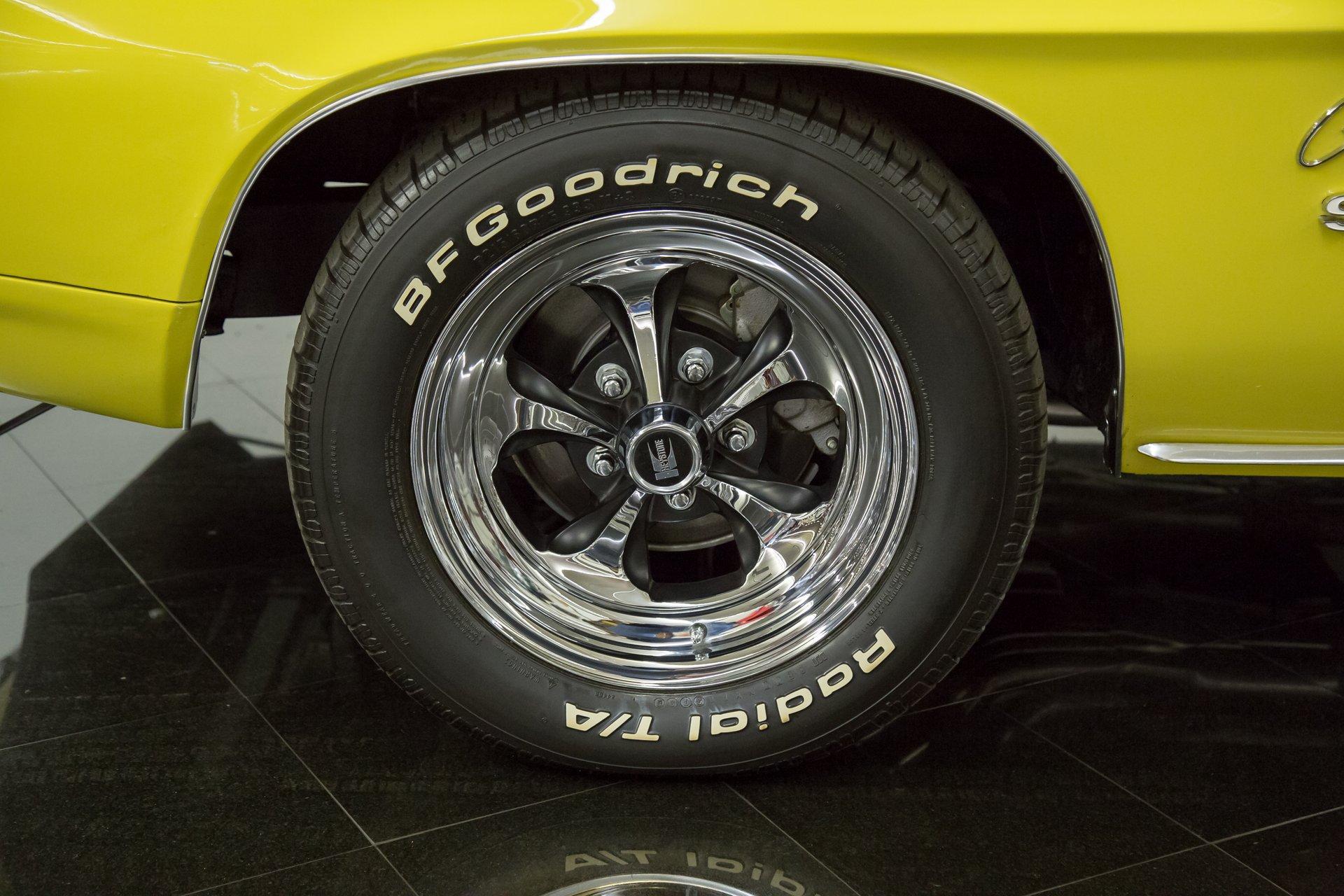 1969 Chevrolet Camaro   St  Louis Car Museum