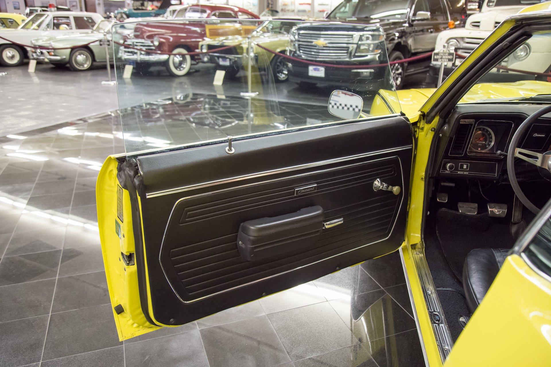 1969 Chevrolet Camaro | St  Louis Car Museum