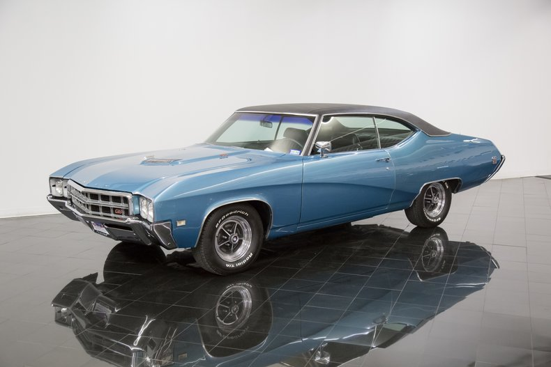 For Sale 1969 Buick GS400