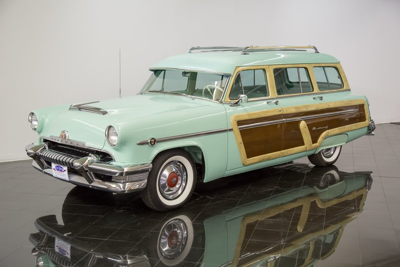 For Sale 1954 Mercury Monterey