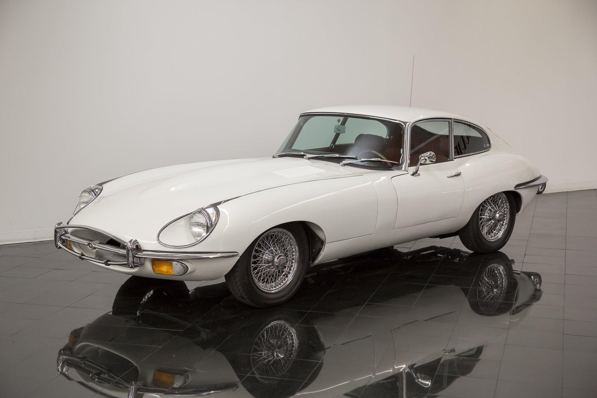 1969 jaguar xke e type series ii fixed head coupe