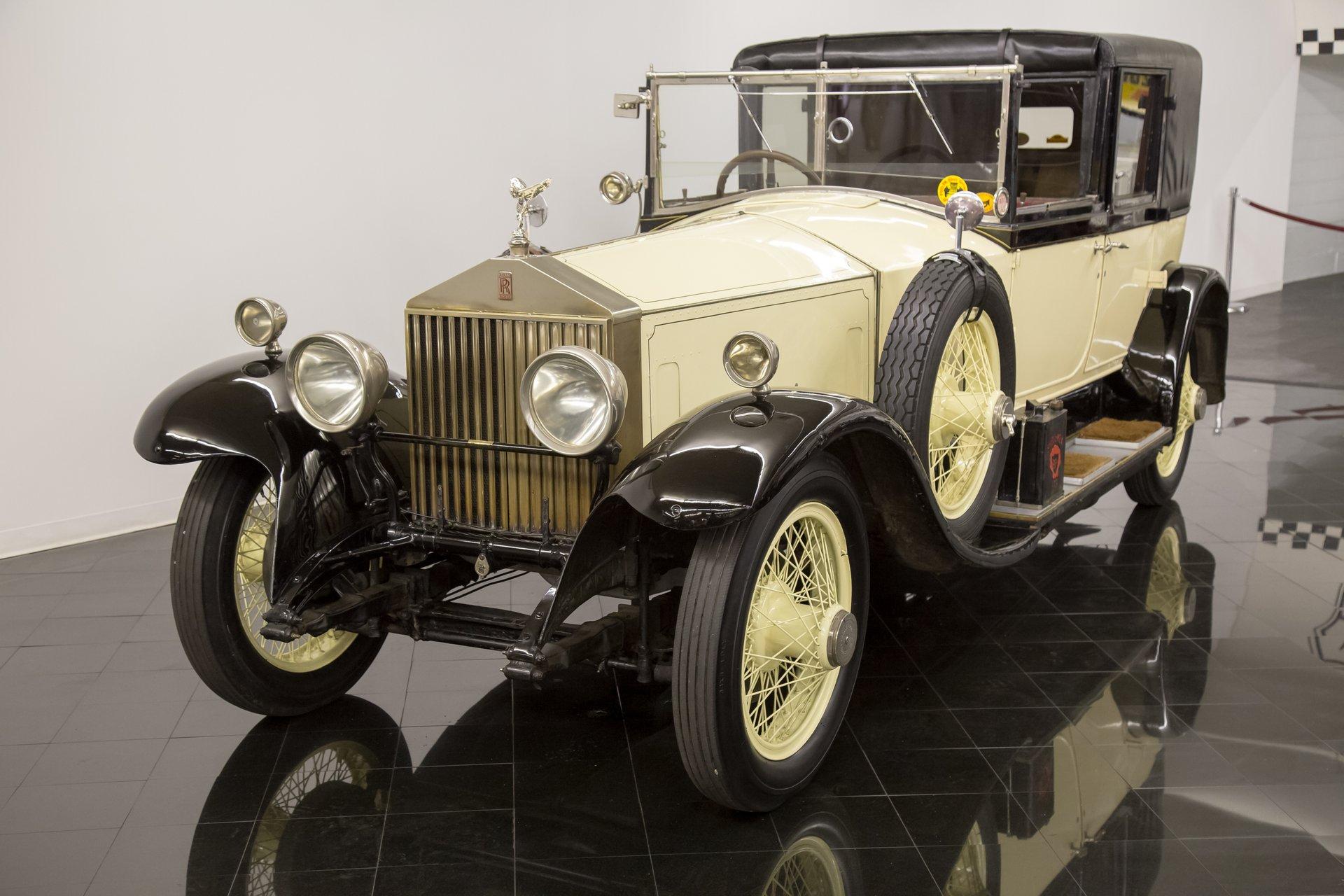 View 1926 Rolls Royce