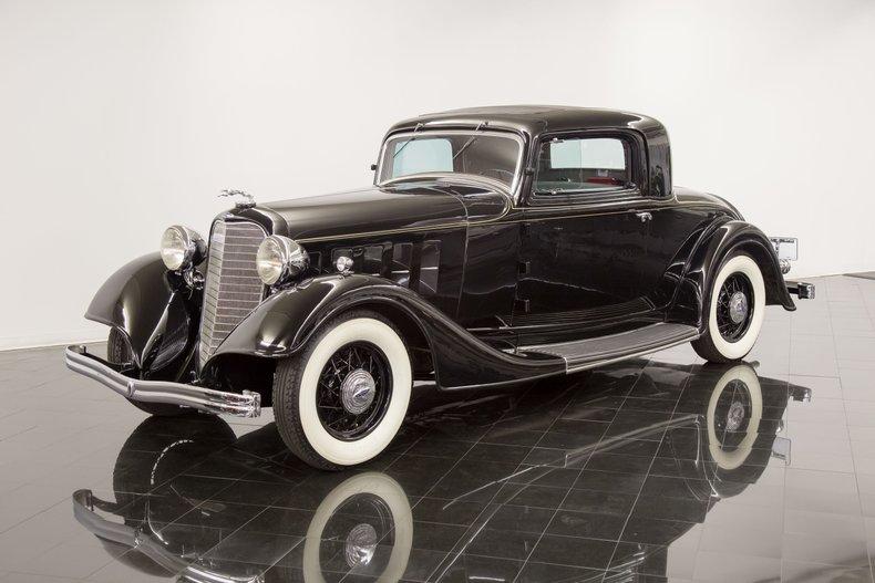 1934 Lincoln KA