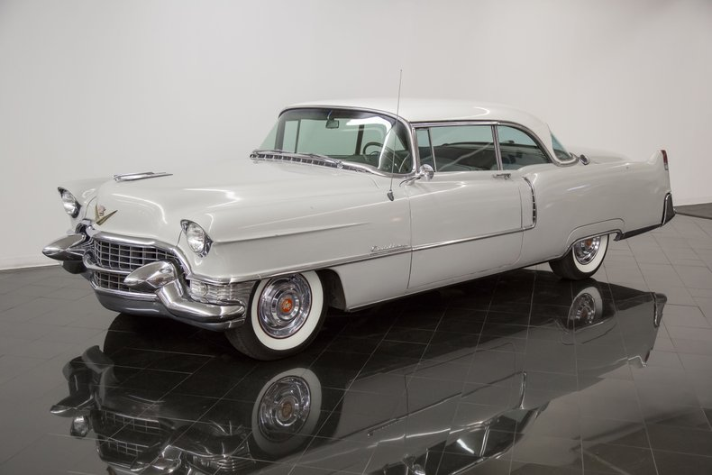 1955 Cadillac Series 62 | St. Louis Car Museum