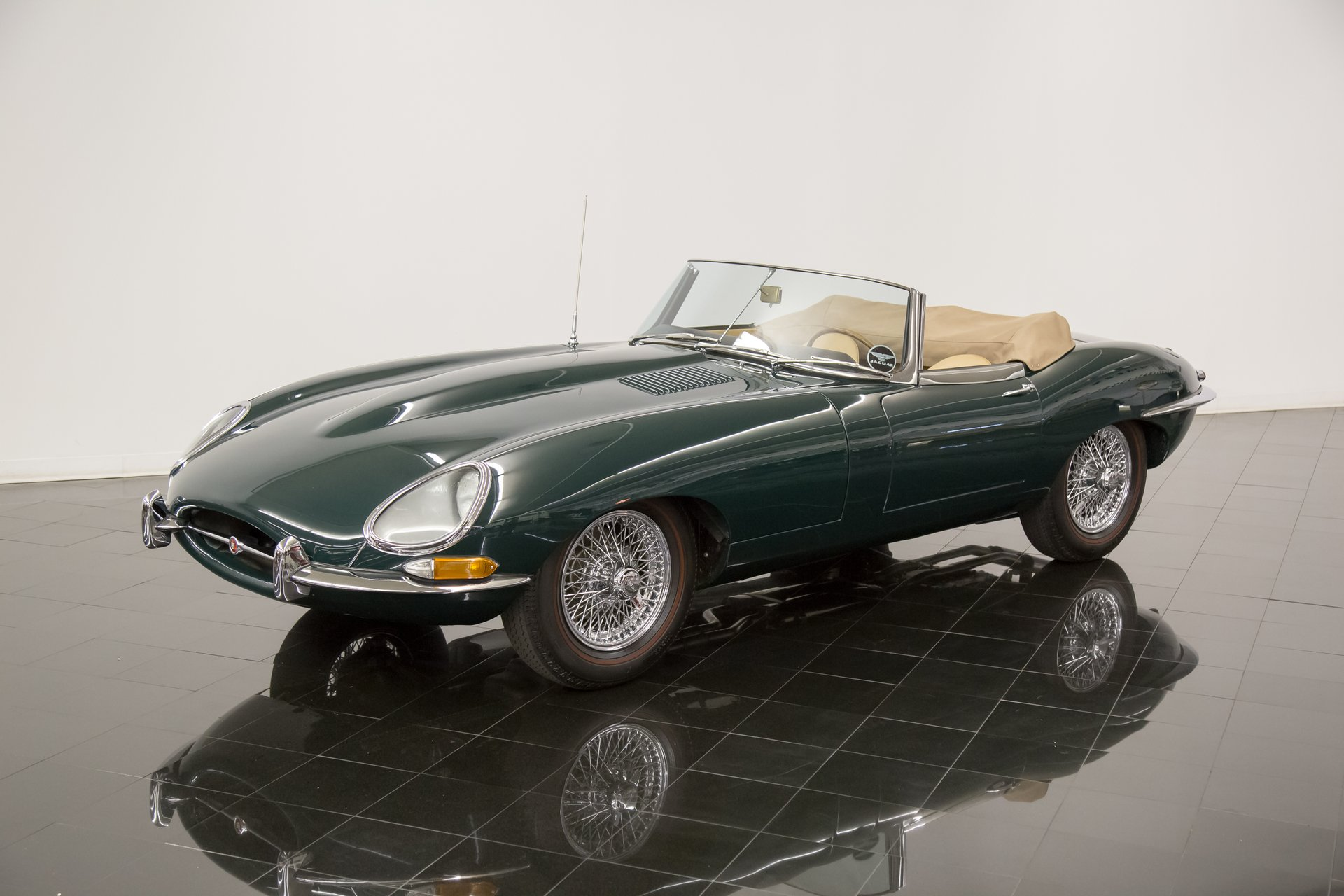 1964 jaguar xke series i