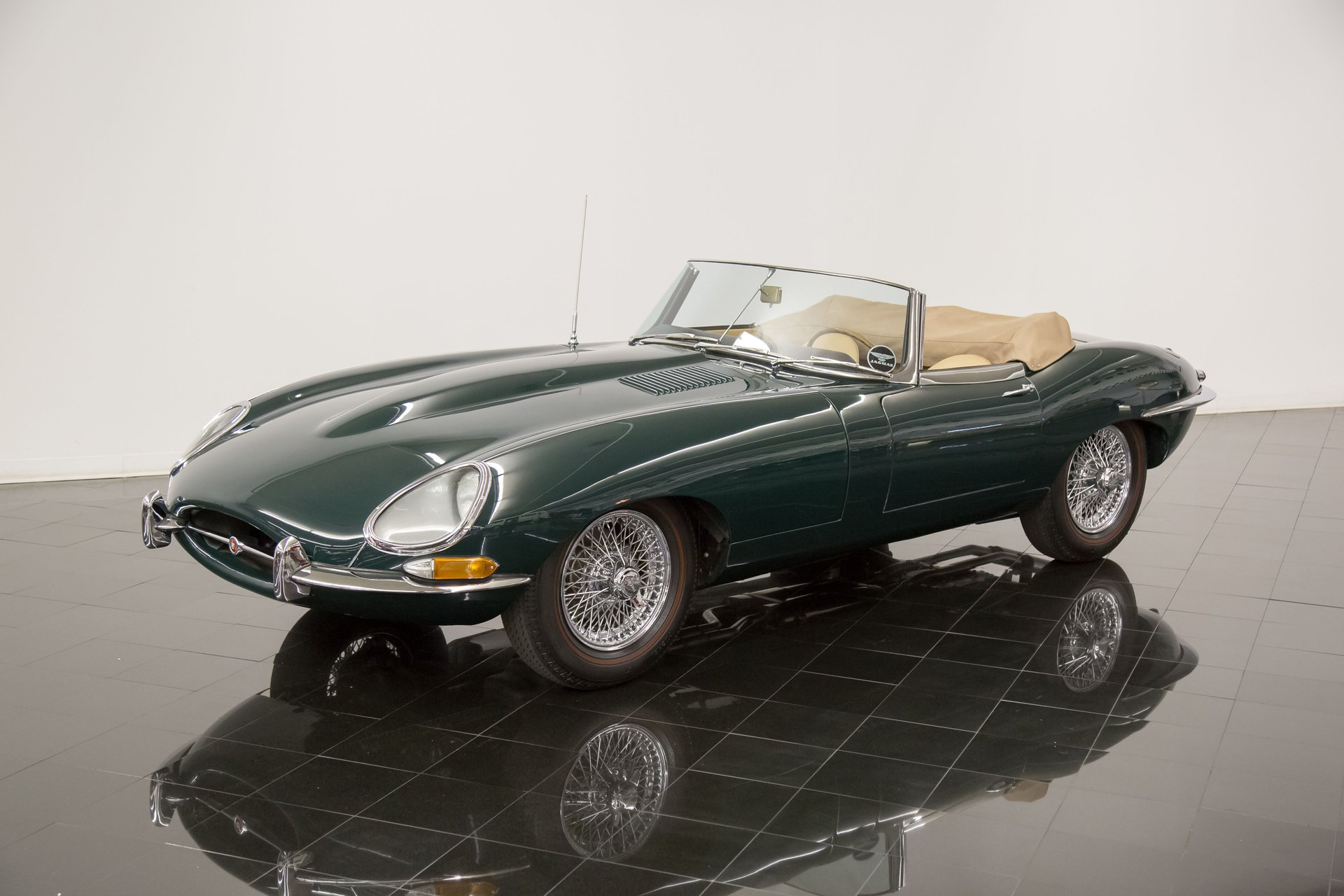 1964 jaguar xke series i e type