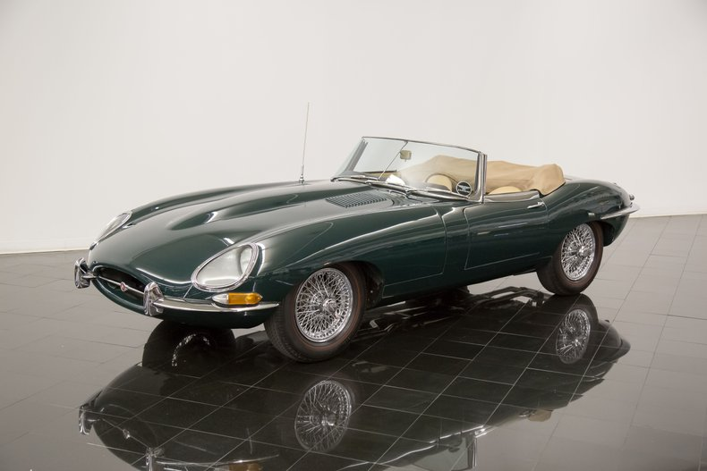 For Sale 1964 Jaguar XKE