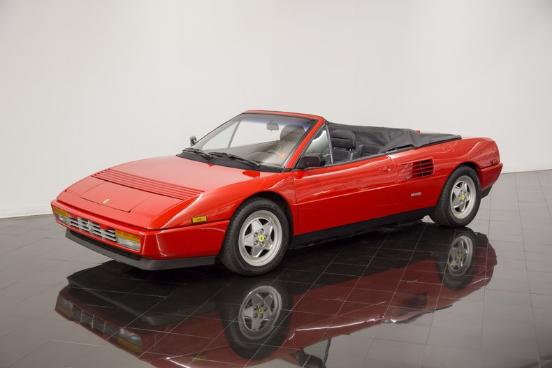 For Sale 1989 Ferrari Mondial T