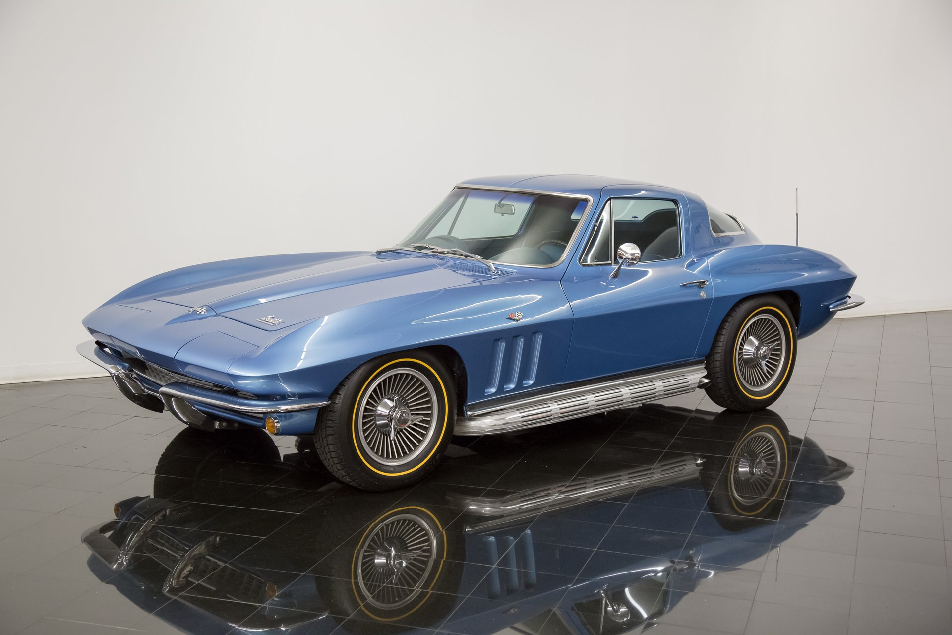 1966 Chevrolet Corvette | St  Louis Car Museum