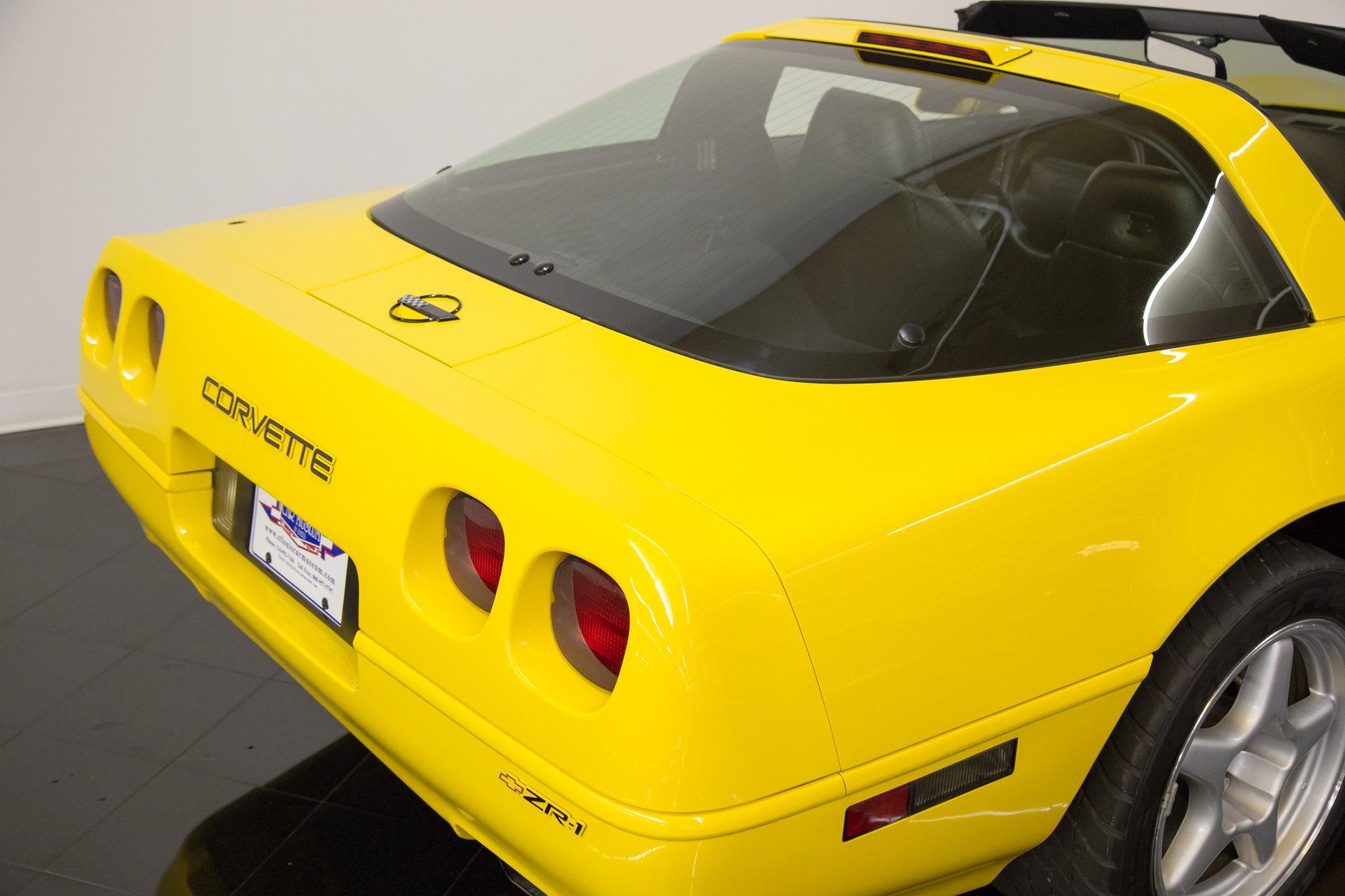 1995 Chevrolet Corvette | St  Louis Car Museum