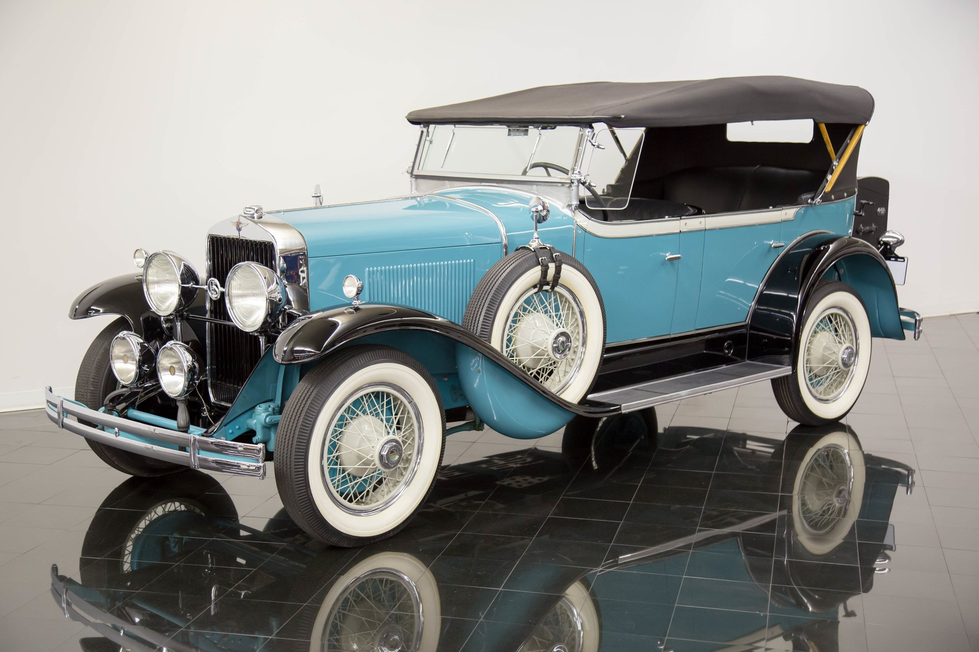 1929 lasalle 328 4 door phaeton
