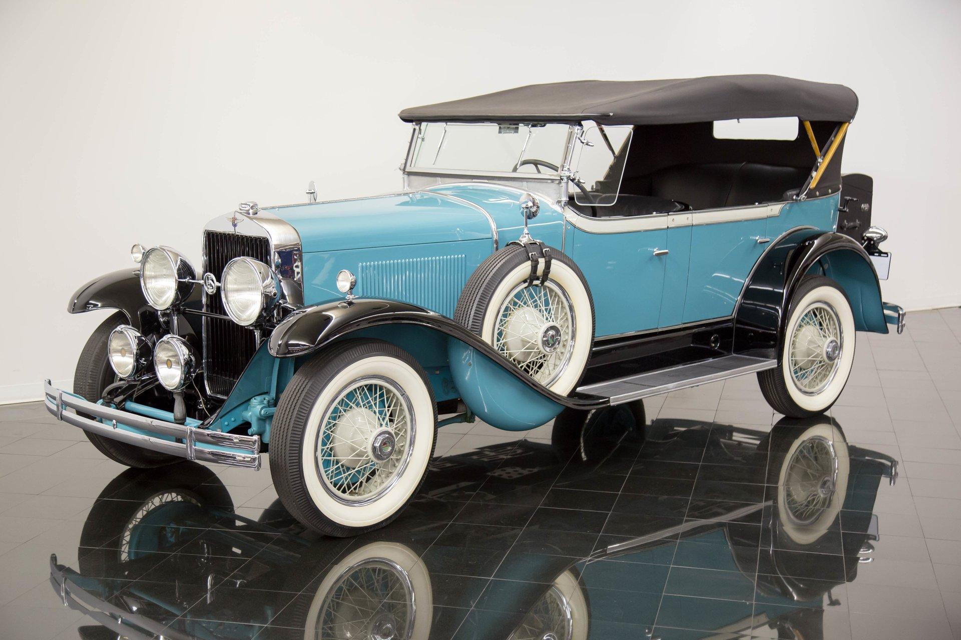 1929 lasalle 328 4 passenger phaeton