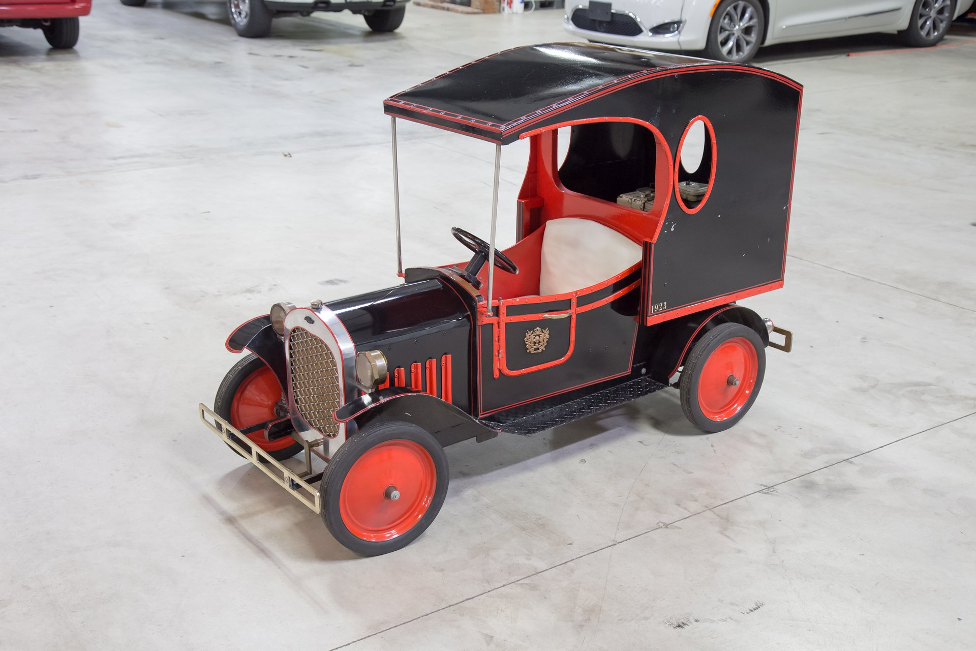 1923 chevrolet delivery truck go kart